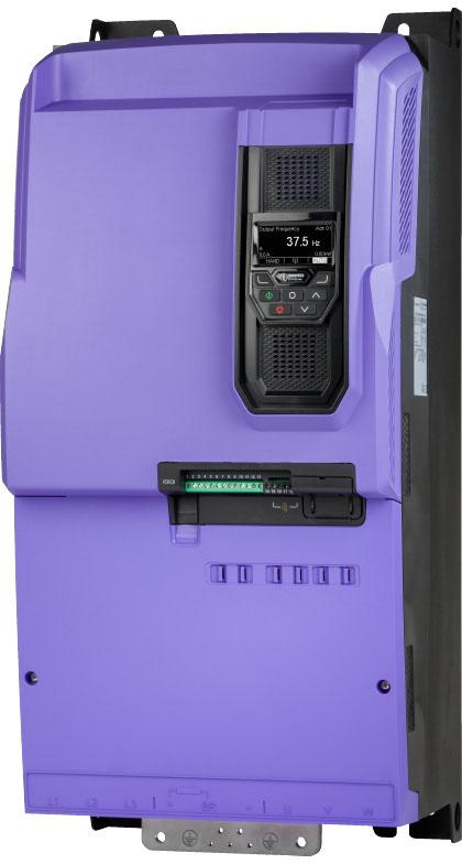 Optidrive Eco IP20 Size 6B