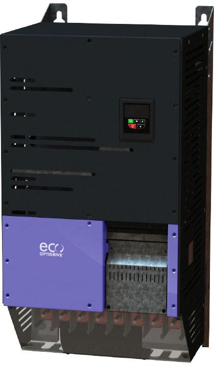 Optidrive Eco IP20 Size 8